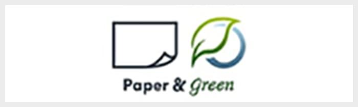 Paper&green